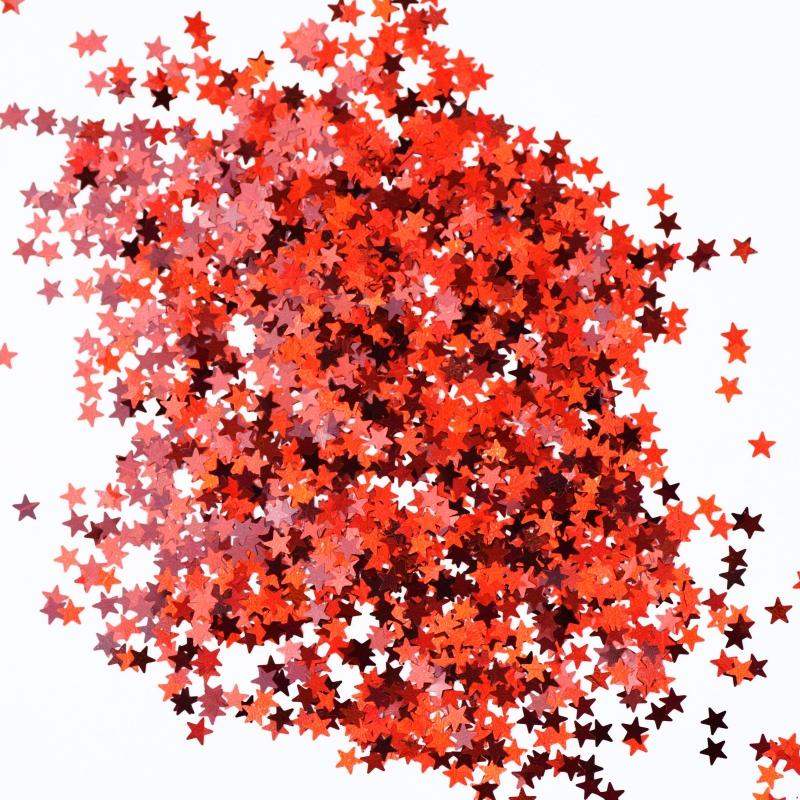 Красные звезды